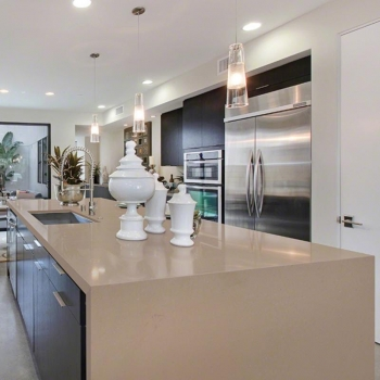 Excel Glass & Granite Counter